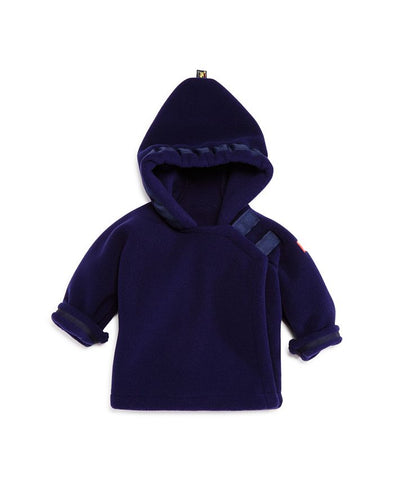 Navy Warmplus Fleece Coat