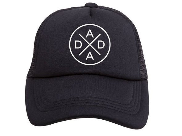 Black Dada X Trucker Hat