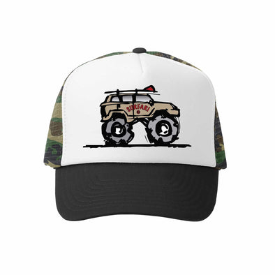 Camo Surfari Hat