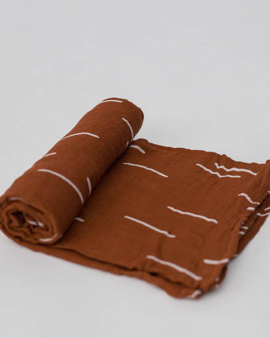 Baked Clay Deluxe Swaddle