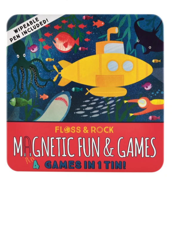 Under the Sea Magnetic Game