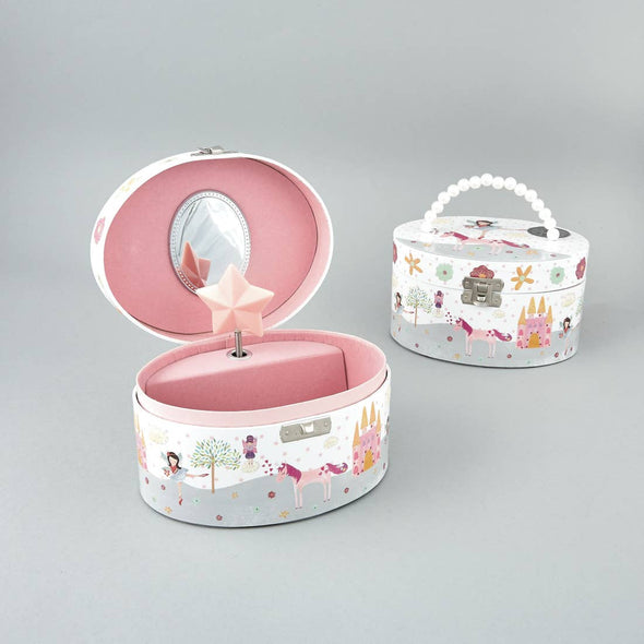 Fairy Unicorn Jewelry Box