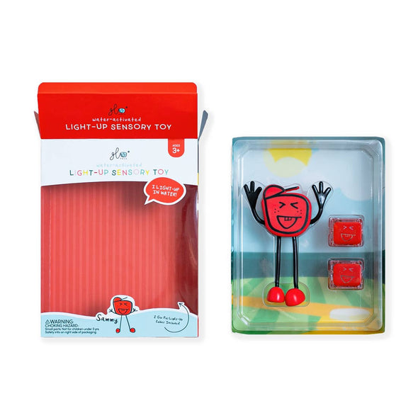 GloPals Sammy Character- Red