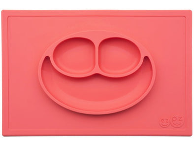 Coral Happy Mat