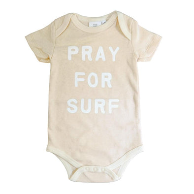 Pray For Surf Onesie