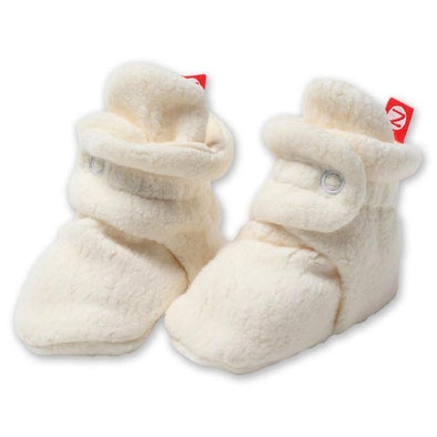 Cozy Baby Bootie in Cream
