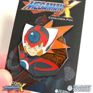 Axl's Circuit Board: Mega Man X Pin