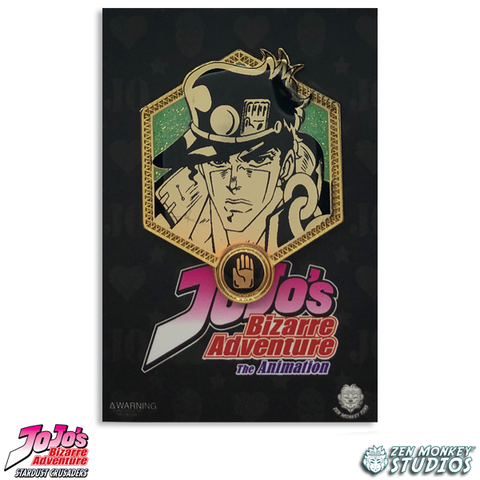 Golden Jotaro - JoJo's Bizarre Adventure Pin