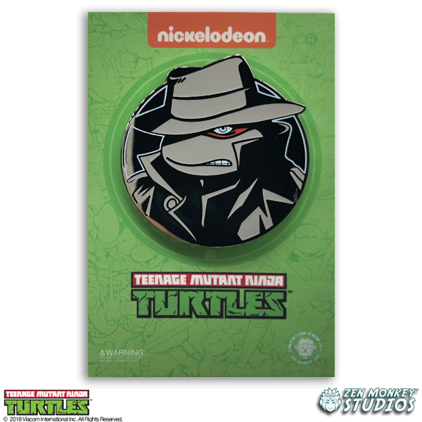 FLASH SALE - Trench Coat Raphael - ECCC + C2E2 2019 LE TMNT PIN