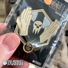Load image into Gallery viewer, Stay At Home Sale:  Golden Soul Eater Pins - Wave 1 (14 Available)