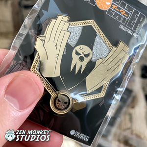 Stay At Home Sale:  Golden Soul Eater Pins - Wave 1 (14 Available)