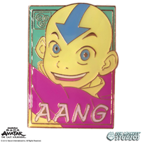 Pastel Aang - Avatar: The Last Airbender Pin