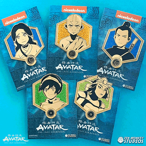 Airbender Golden Bundle 1 (Team Avatar)
