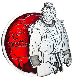 Street Fighter Portrait Series: Akuma
