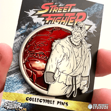Load image into Gallery viewer, Street Fighter Portrait Series: Akuma