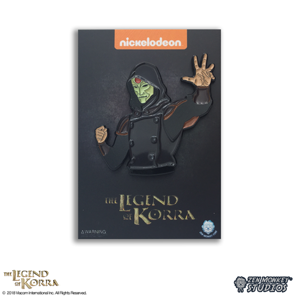 Amon - The Legend of Korra Pin
