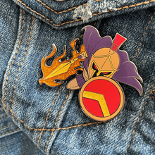 Load image into Gallery viewer, Greek God Ares: 1st Edition Collectible Enamel Pin