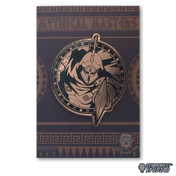 Ares - Mythical Masters Collectible Pin