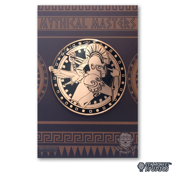 Athena - Mythical Masters Collectible Pin