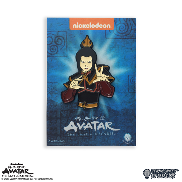 Azula - Avatar: The Last Airbender Pin