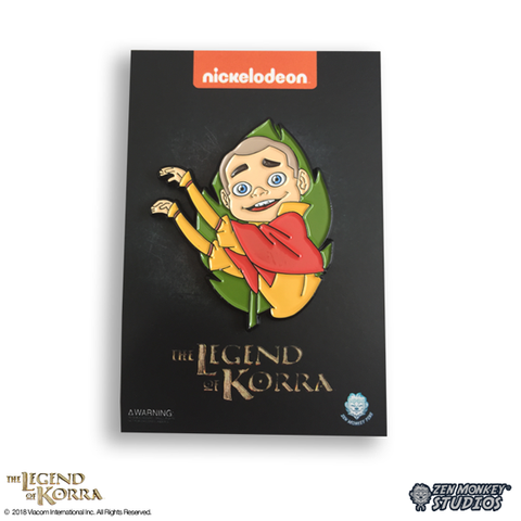 Be The Leaf  - The Legend of Korra Pin