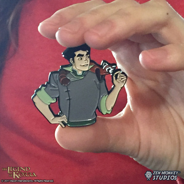 Bolin - The Legend of Korra Pin