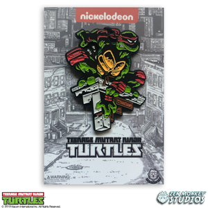 Nightwatch Comic Raphael - TMNT Pin