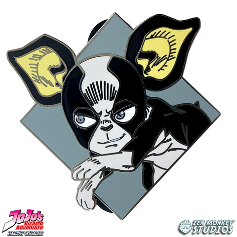 Diamond Iggy - JoJo's Bizarre Adventure Pin