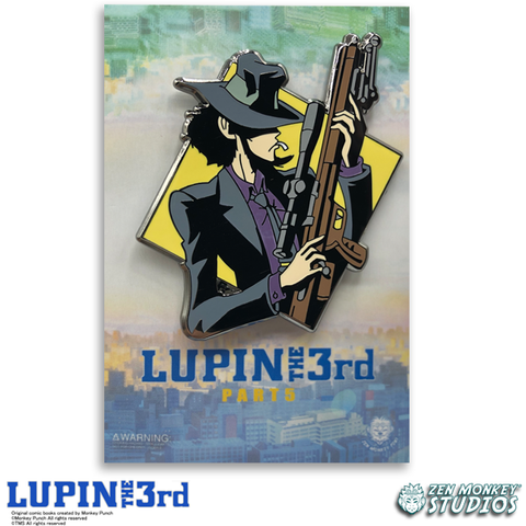 Diamond Jigen - Lupin The 3rd Pin