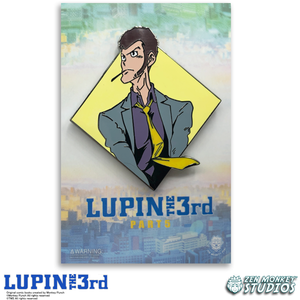 Diamond Lupin - Lupin The 3rd Pin