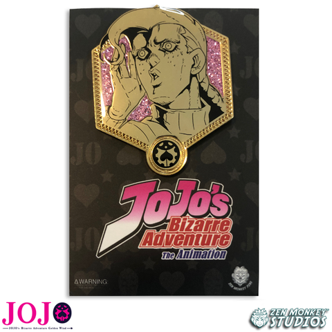 Golden Doppio - JoJo's Bizarre Adventure Pin
