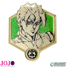 Load image into Gallery viewer, Golden Pannacotta Fugo - JoJo's Bizarre Adventure Pin