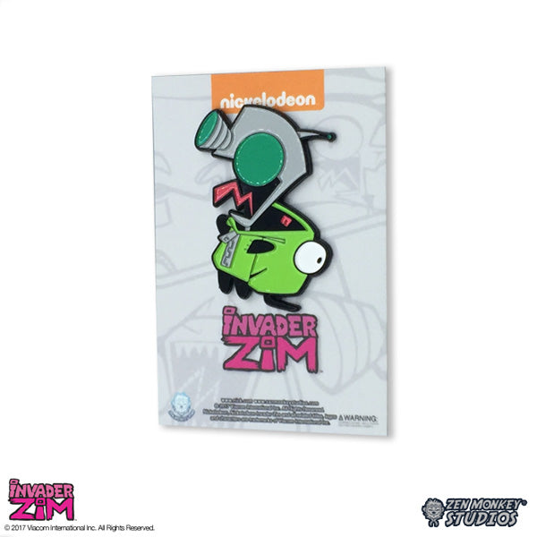 Gir In Dog Suit - Invader Zim Pin
