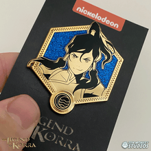 Load image into Gallery viewer, Golden Korra - The Legend of Korra Pin