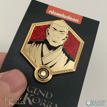 Load image into Gallery viewer, Golden Zaheer - The Legend of Korra Pin