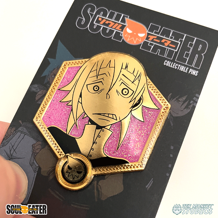 Golden Crona - Soul Eater Collectible Pin