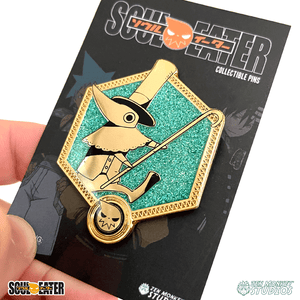 Golden Excalibur - Soul Eater Collectible Pin