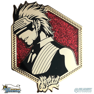 Golden Godot: Ace Attorney Pin