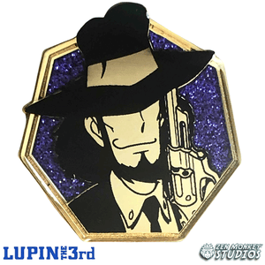 Jigen - Golden Series: Lupin the Third Pin