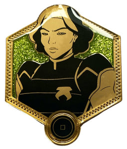 Golden Lin - The Legend of Korra Pin