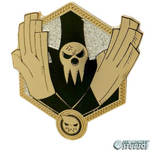 Load image into Gallery viewer, Golden Lord Death - Soul Eater Collectible Pin