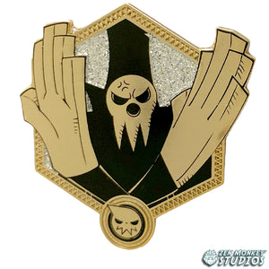 Golden Lord Death - Soul Eater Collectible Pin