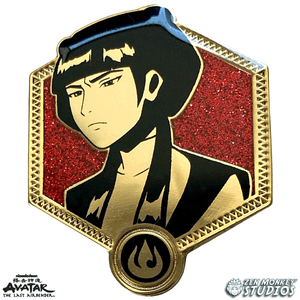 Golden Mai - Avatar The Last Airbender Pin