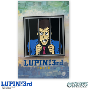 Jailed Lupin - Lupin the 3rd Pin