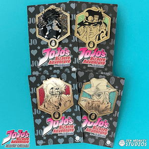 Golden Jojo Bundle: Stardust Crusaders