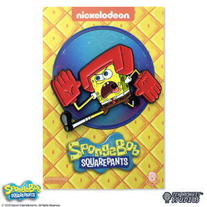 Karate Spongebob - Spongebob Squarepants Pin