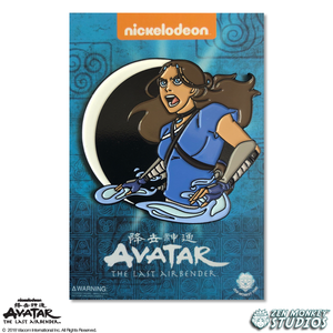 Katara - Avatar's Day Of Black Sun Pin