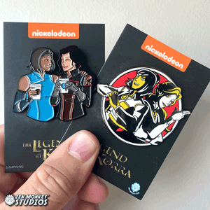 Date Night: Korrasami Pin Combo