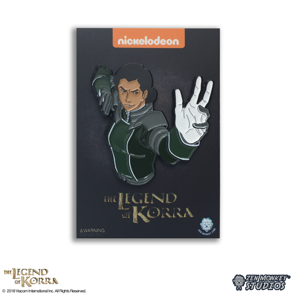 Kuvira - The Legend of Korra Pin