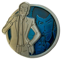 Load image into Gallery viewer, Lupin - Portrait Series (Translucent Pin): Lupin the Third Pin